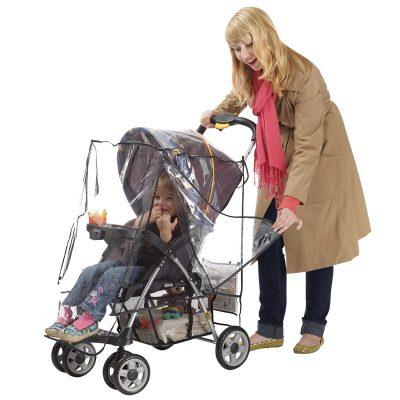 stroller rain coat