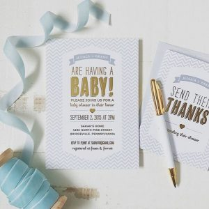 1skRBQFA 300x300 - Invitation cards: From baby woodland theme to gender neutral, Bring your party to life.